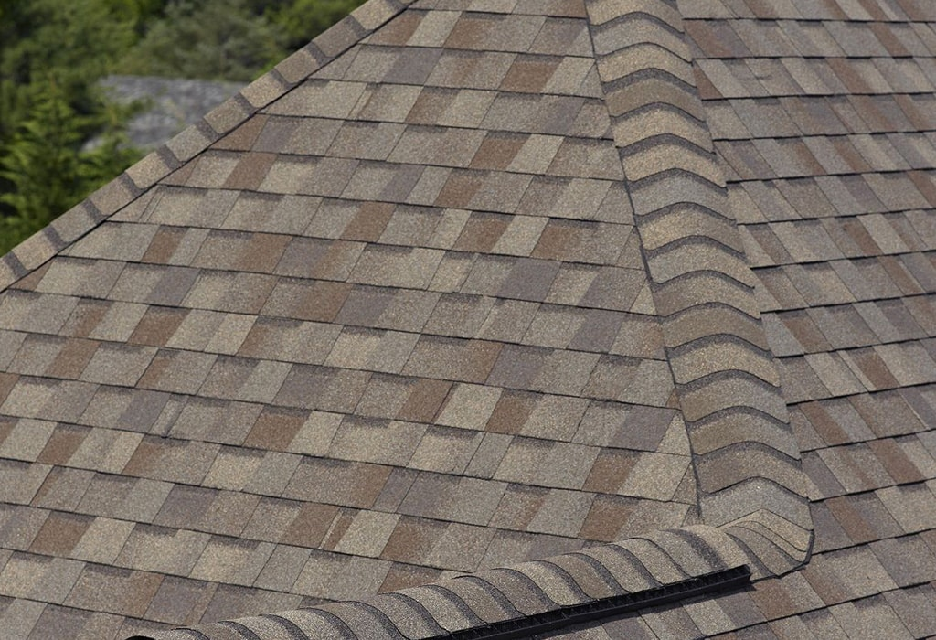 Fiberglass Composition Shingles Certainteed