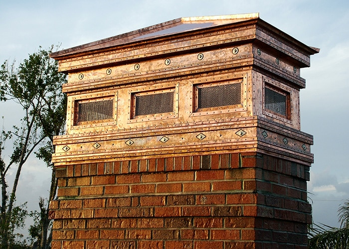 Custom Chimney Cover - general Roofing
