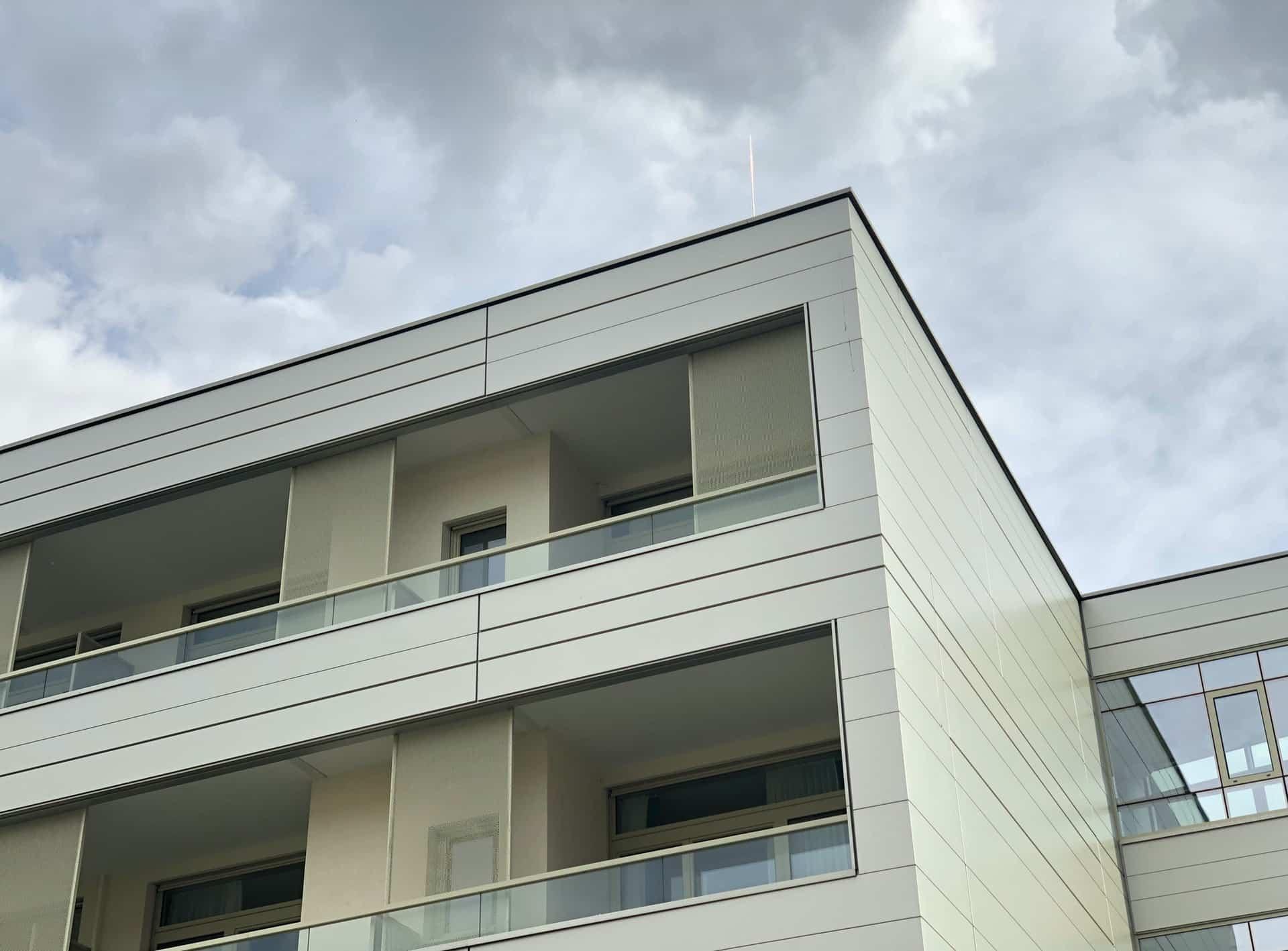 commercial roof leak