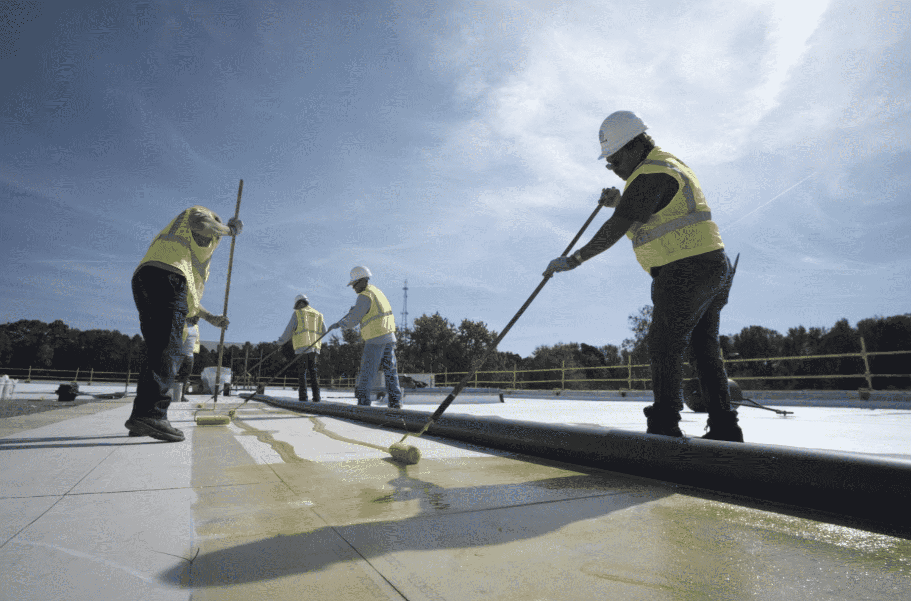 differences between residential & commercial roofing