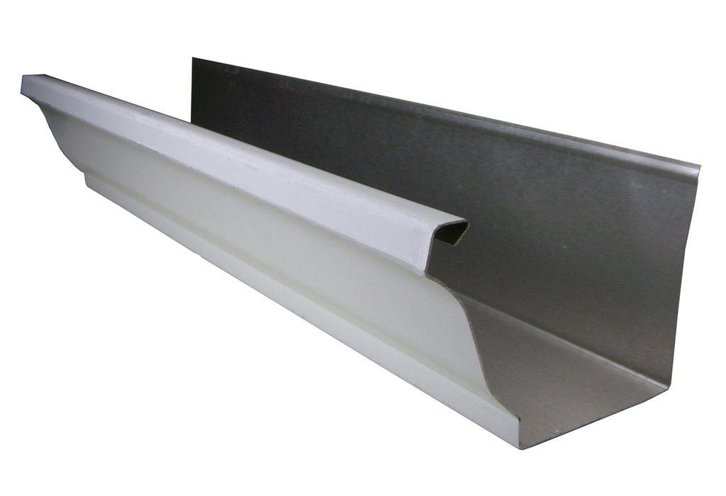 Aluminum Gutter Installation