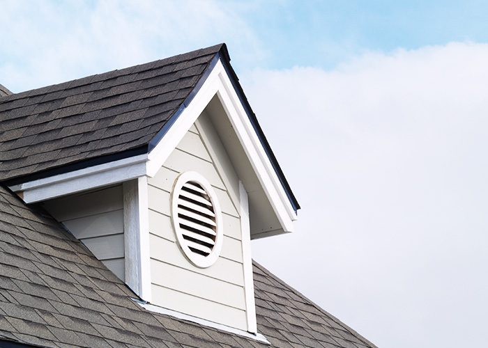 General Roofing Company - Attic Ventilation