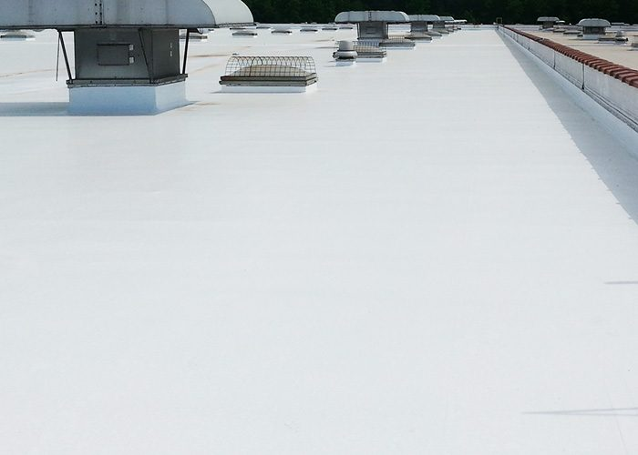 General Roof Company - Roof Coating