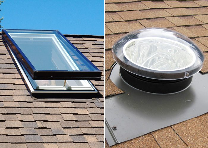 General Roofing Company - Skylight & Solar Tube