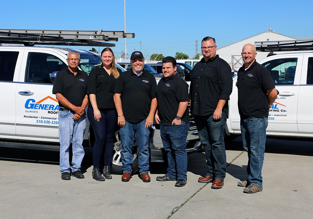 General Roofing Company - Team